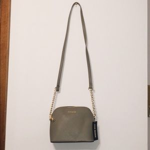 NWT Steve Madden Gray Purse